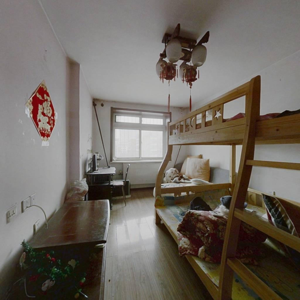 房信三处企业产  刀把偏单 带装修 诚意出售 6楼两室