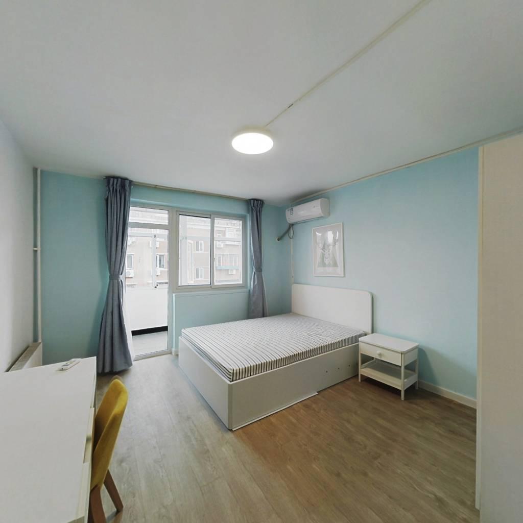 整租·南湖渠西里 2室1厅 南北卧室图