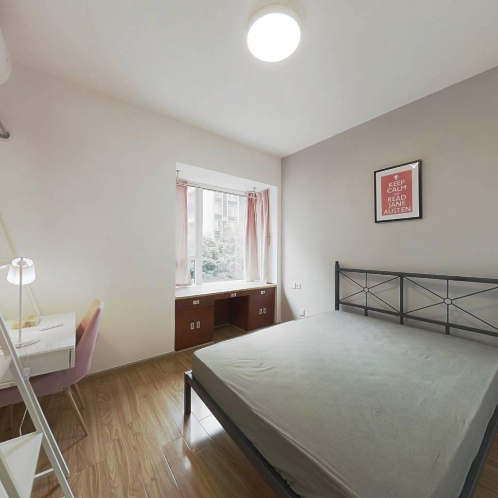 合租·优品尚东 3室1厅 西南卧室图