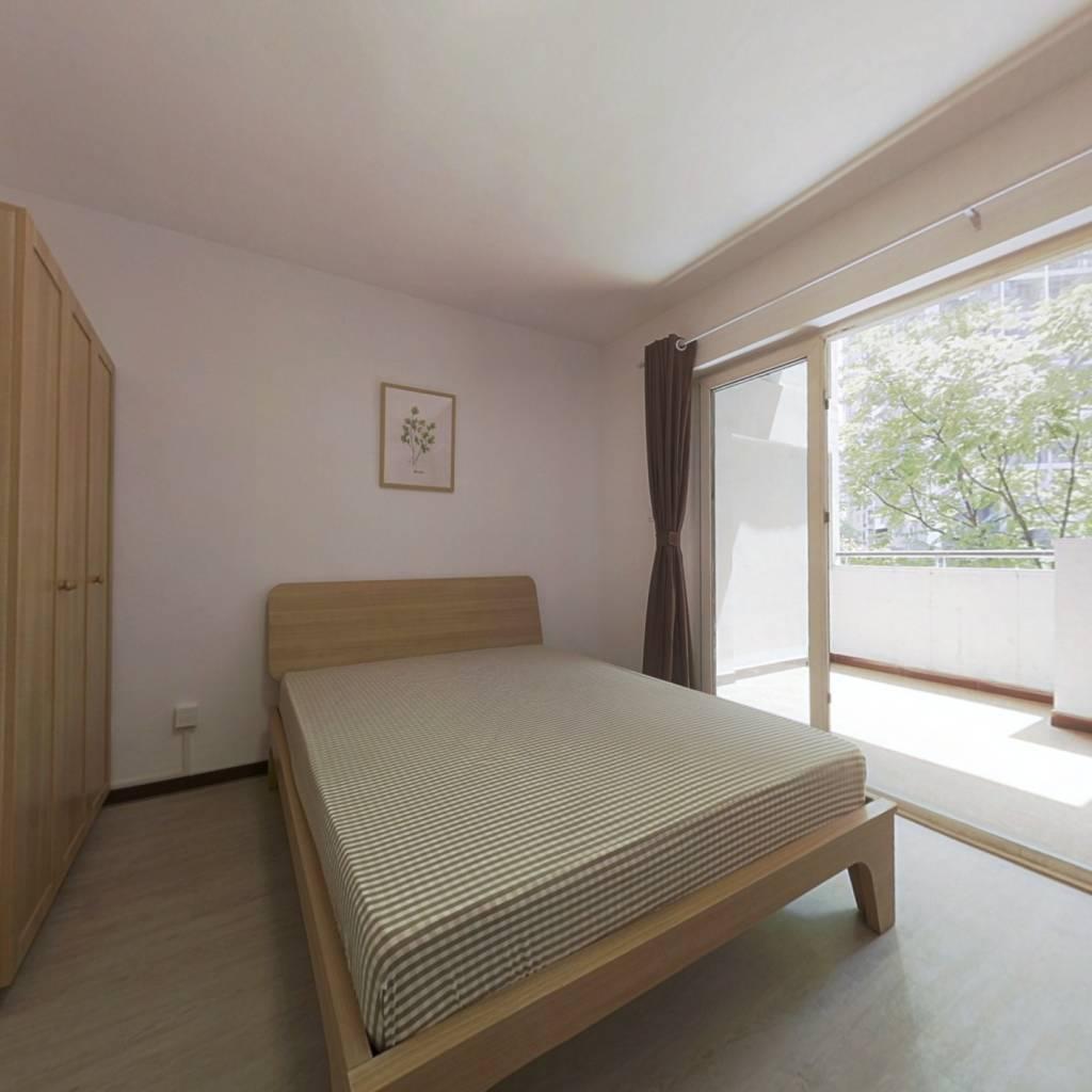合租·蓝光凯丽香江 4室1厅 南卧室图