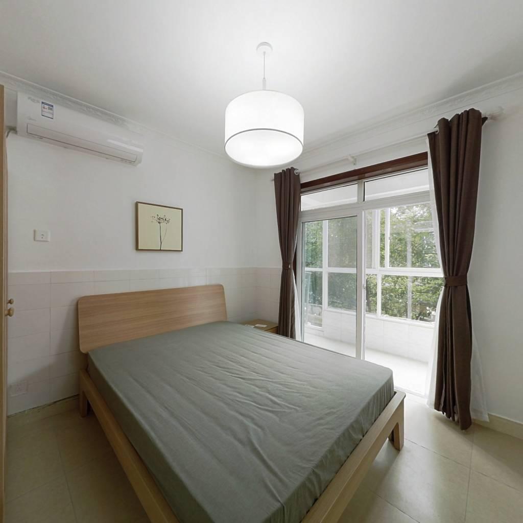 整租·锦江印象 2室1厅 东北卧室图