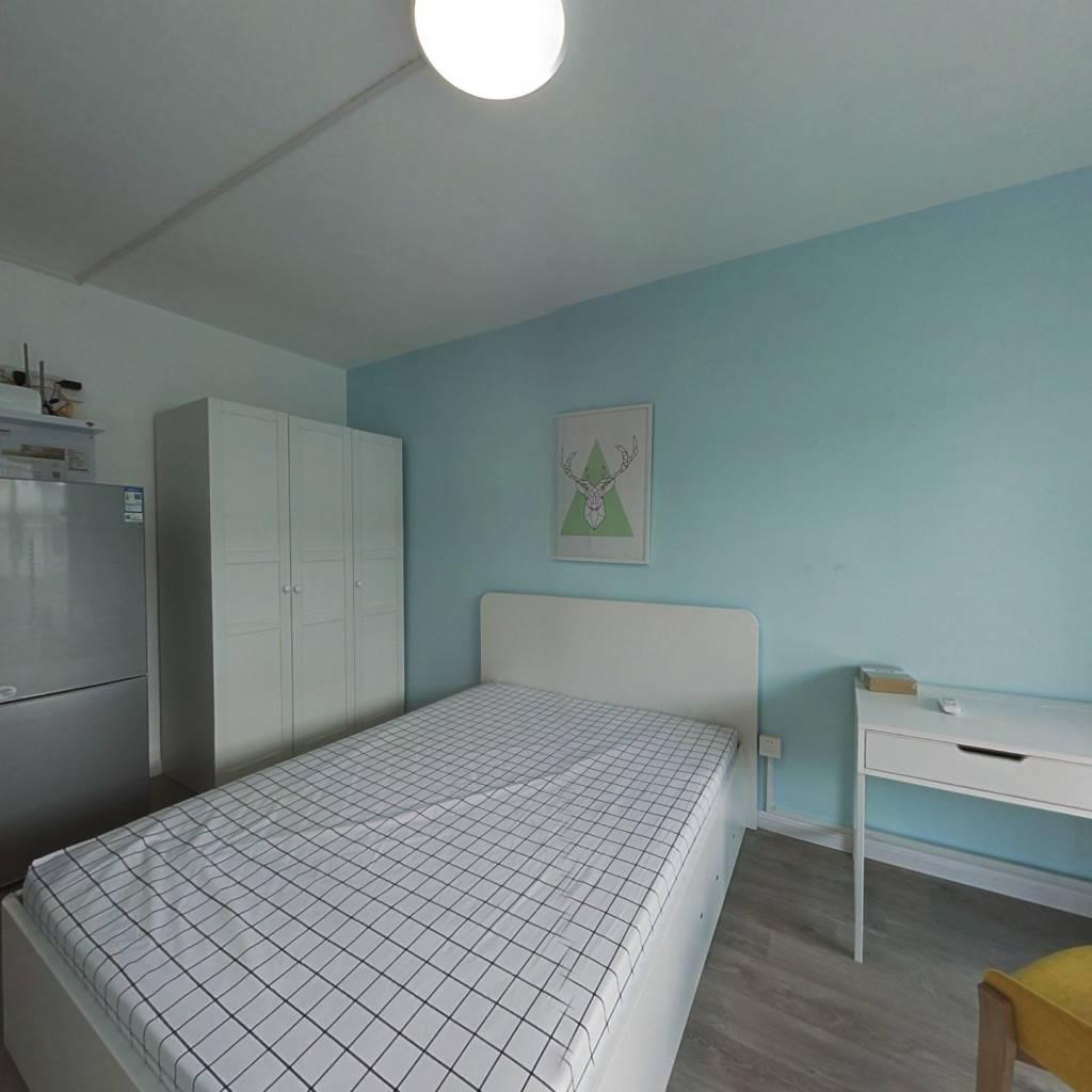 整租·上缝小区 1室1厅 南卧室图