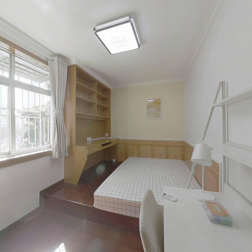 合租·新光活力小区 4室1厅 南卧室图
