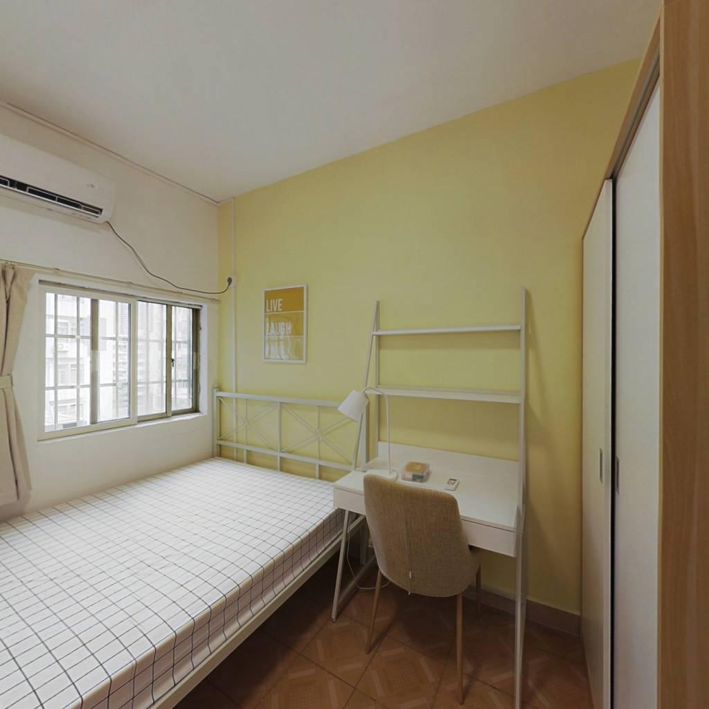 合租·侨怡苑 3室1厅 东卧室图