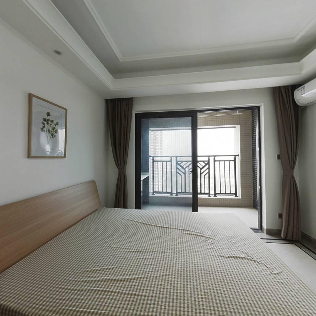 合租·中海锦观华庭(D区) 4室1厅 东卧室图