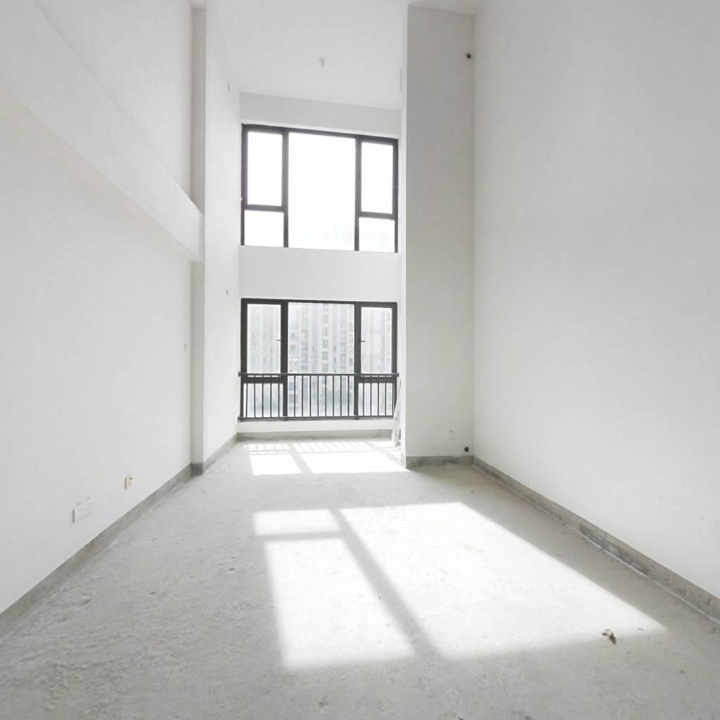 建发中央天悦 4室2厅 南