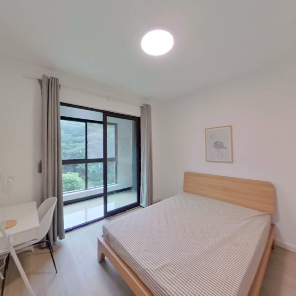 合租·金浦翡翠谷 4室1厅 南卧室图