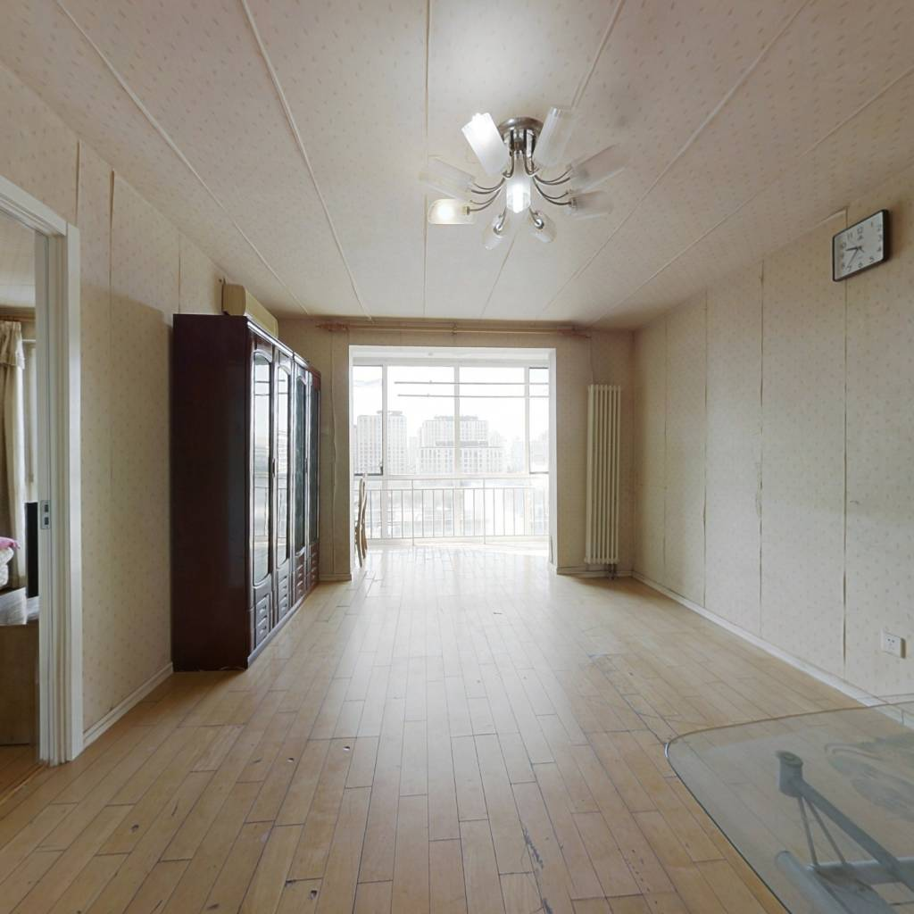 整租·后现代城B区 2室1厅 南