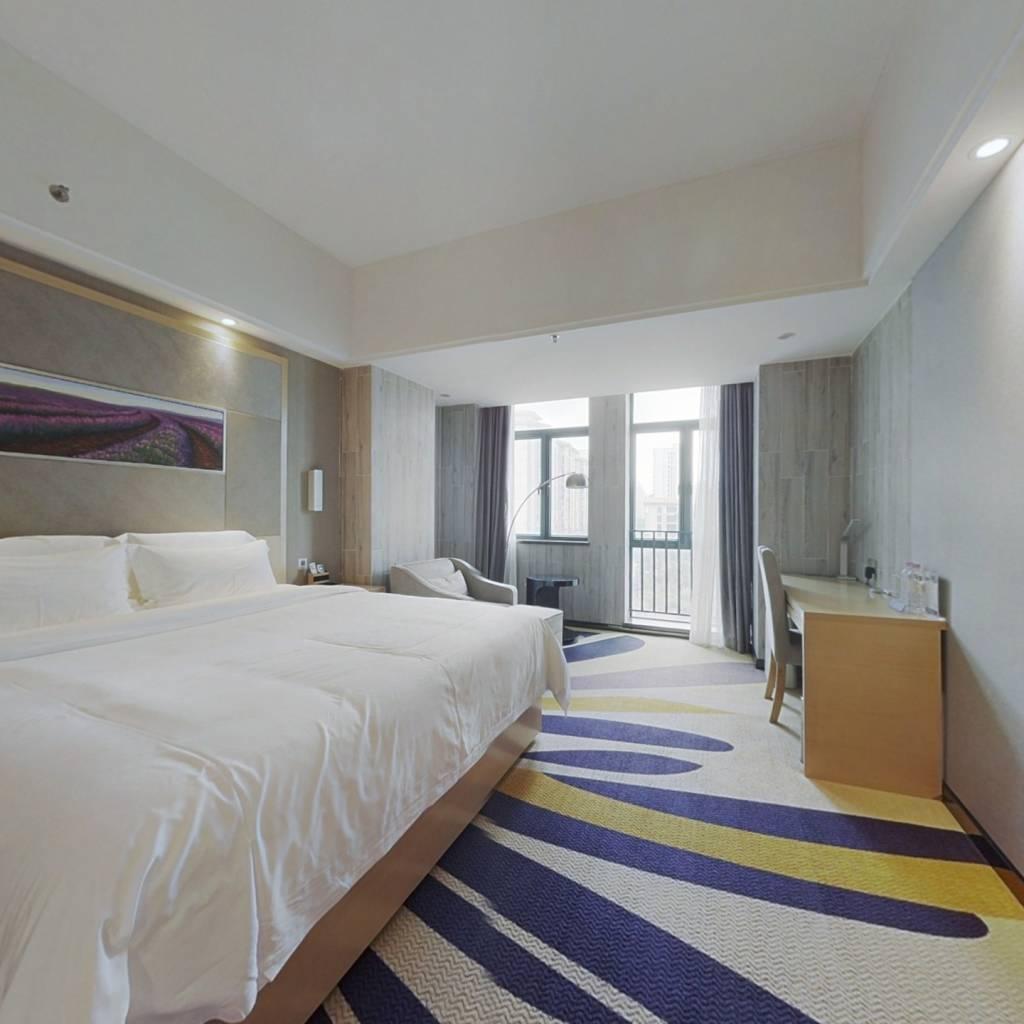 黄杨明月轩 精装 酒店公寓 朝小区
