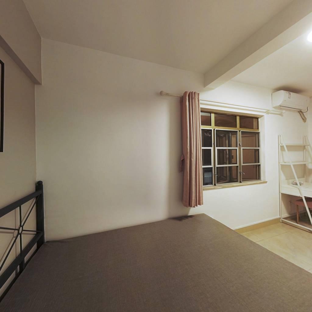 合租·珠岛花园 4室1厅 东卧室图