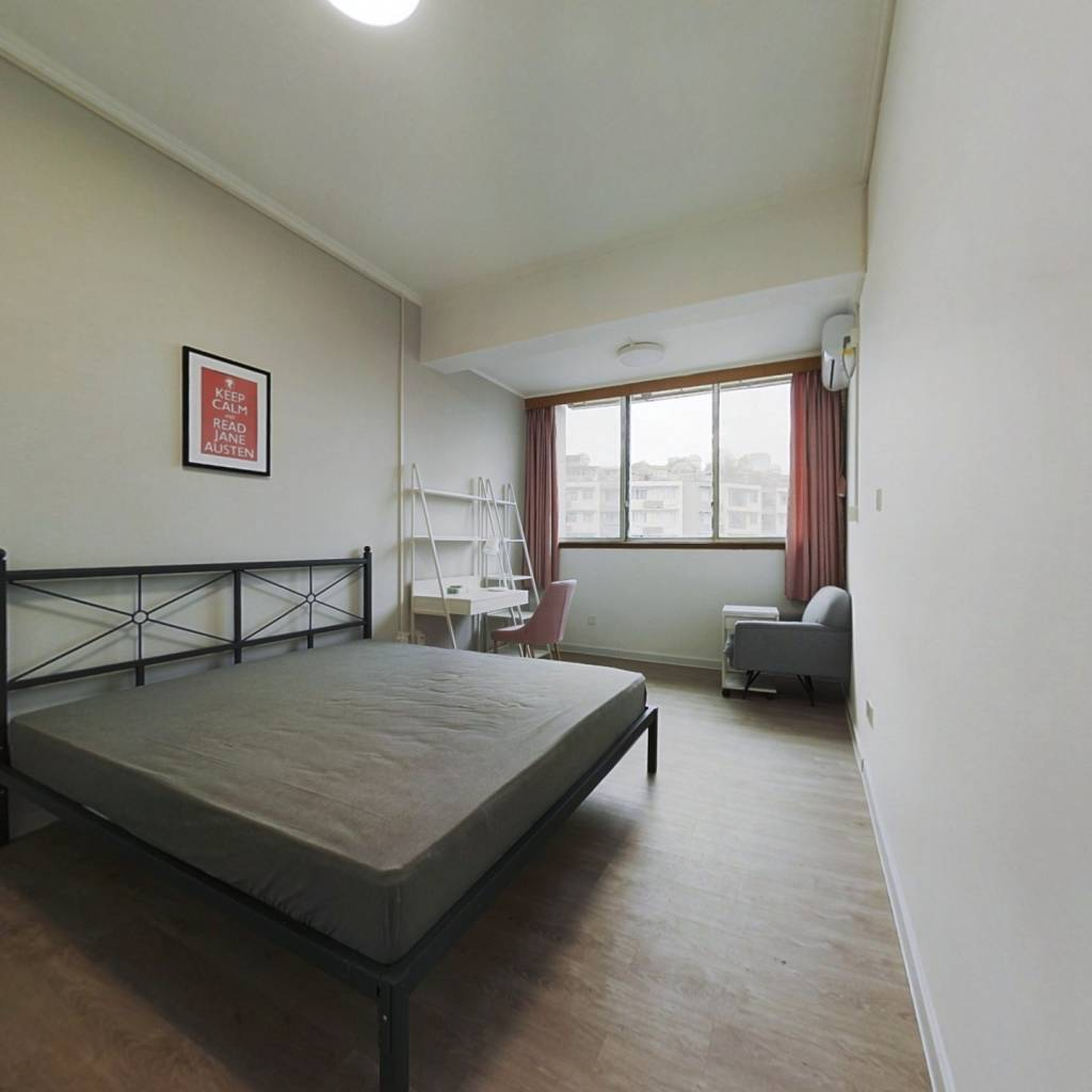 合租·新鸿苑 4室1厅 东卧室图