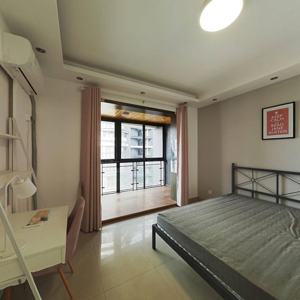 合租·浅水半岛二期 3室1厅 西卧室图