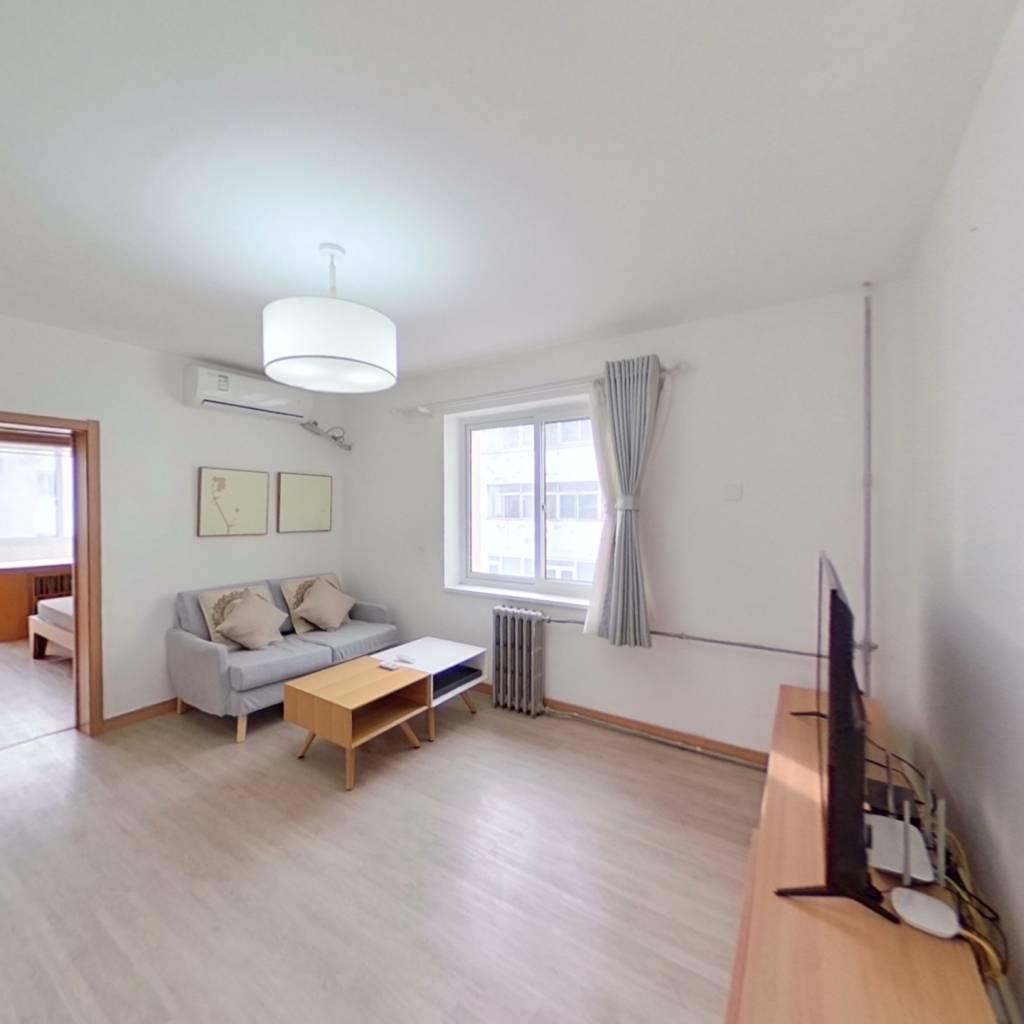 整租·万泉河62号院 2室1厅 南卧室图