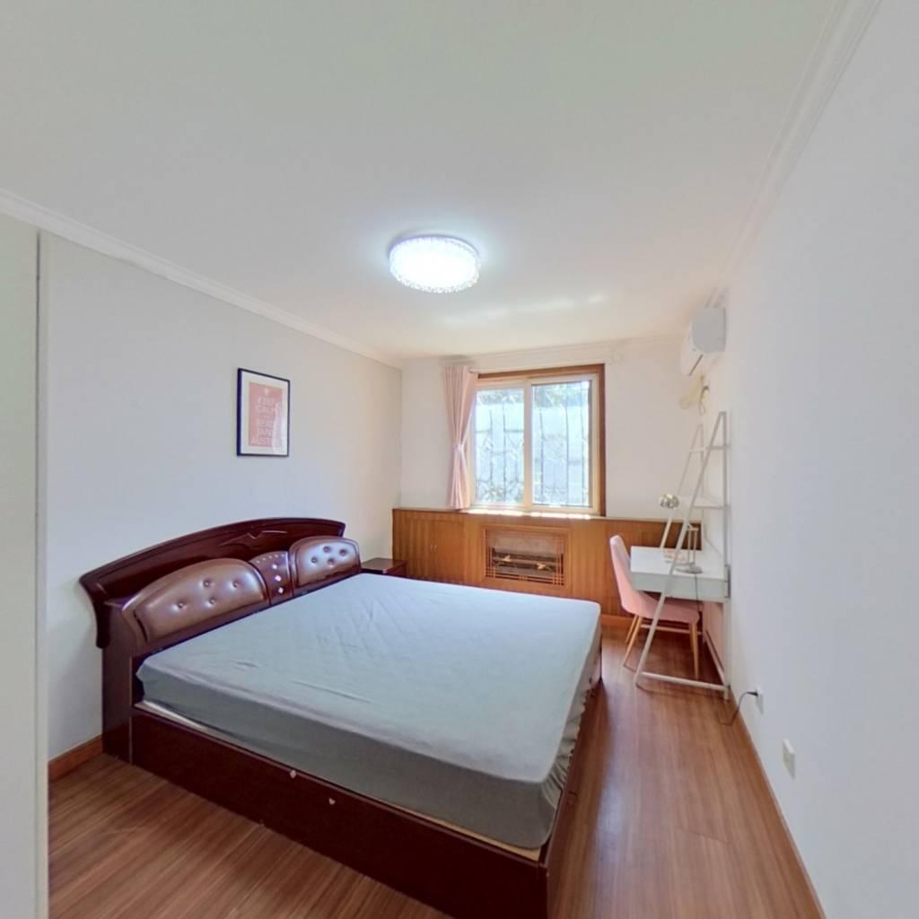 合租·达富苑 3室1厅 北卧室图