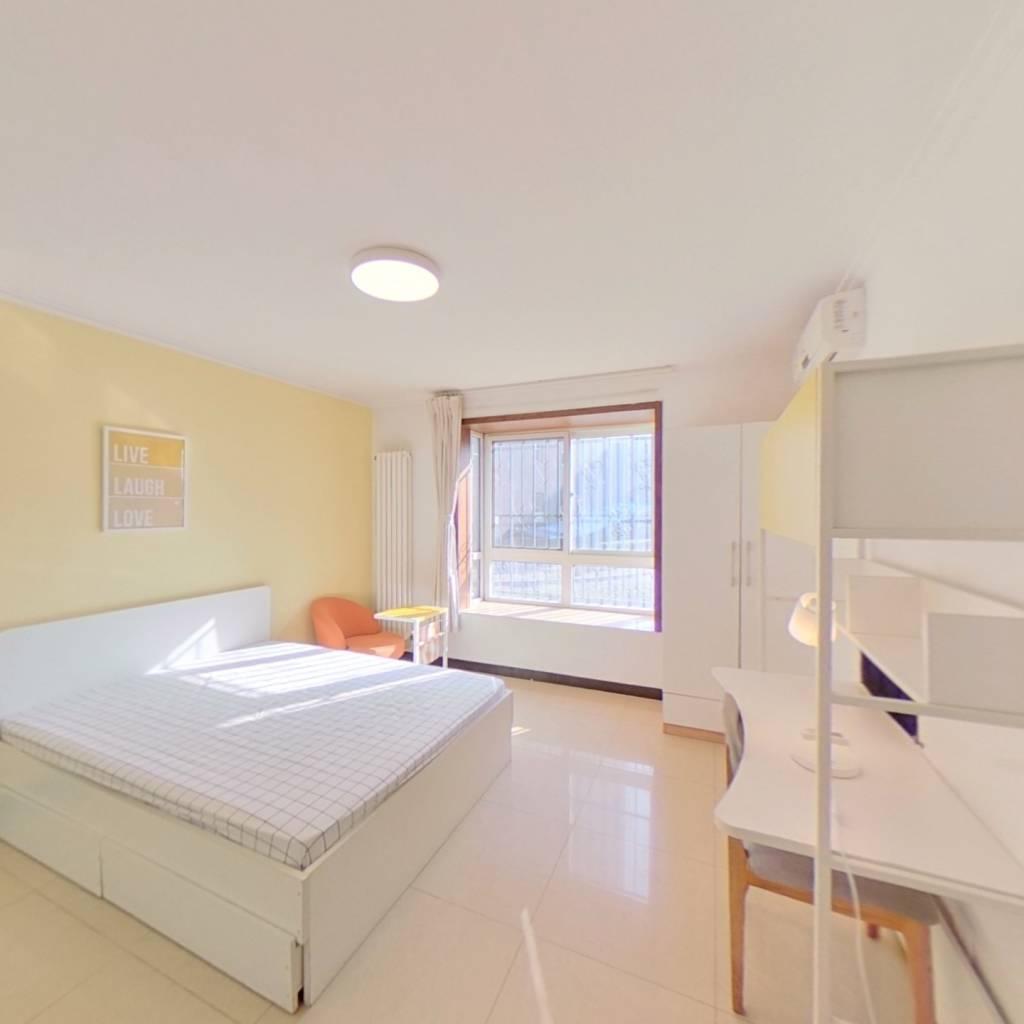 整租·矩阵二期 2室1厅 南卧室图