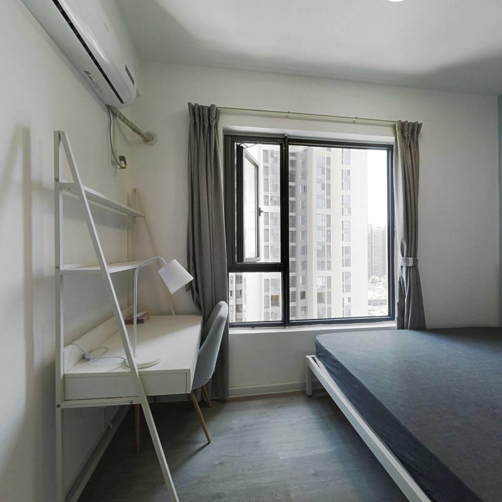 合租·金地天府城 4室1厅 东卧室图