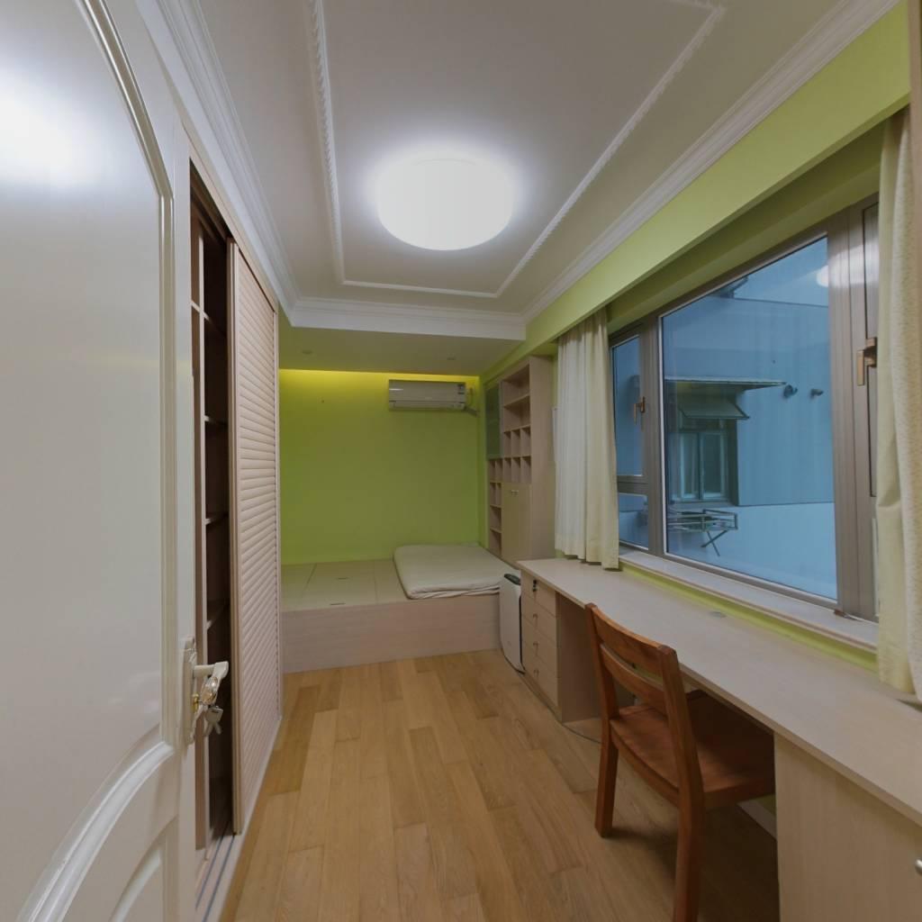 此房户型正,新装修,高区视野好,很实用,价格好谈