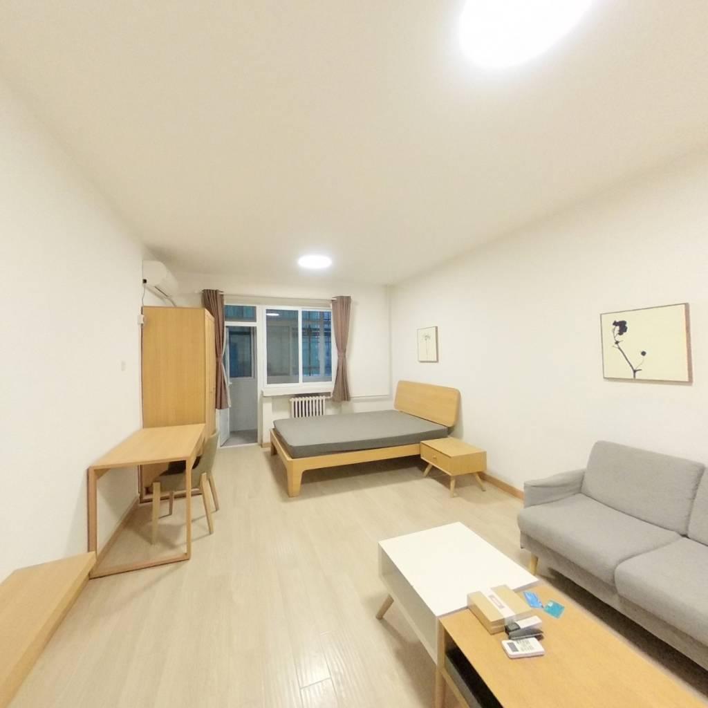 整租·裕祥花园 2室1厅 南卧室图
