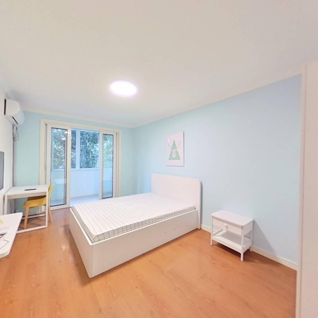 整租·政通路40弄 2室1厅 南卧室图