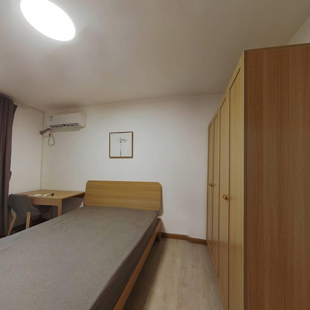 整租·辉华大楼 2室1厅 南卧室图