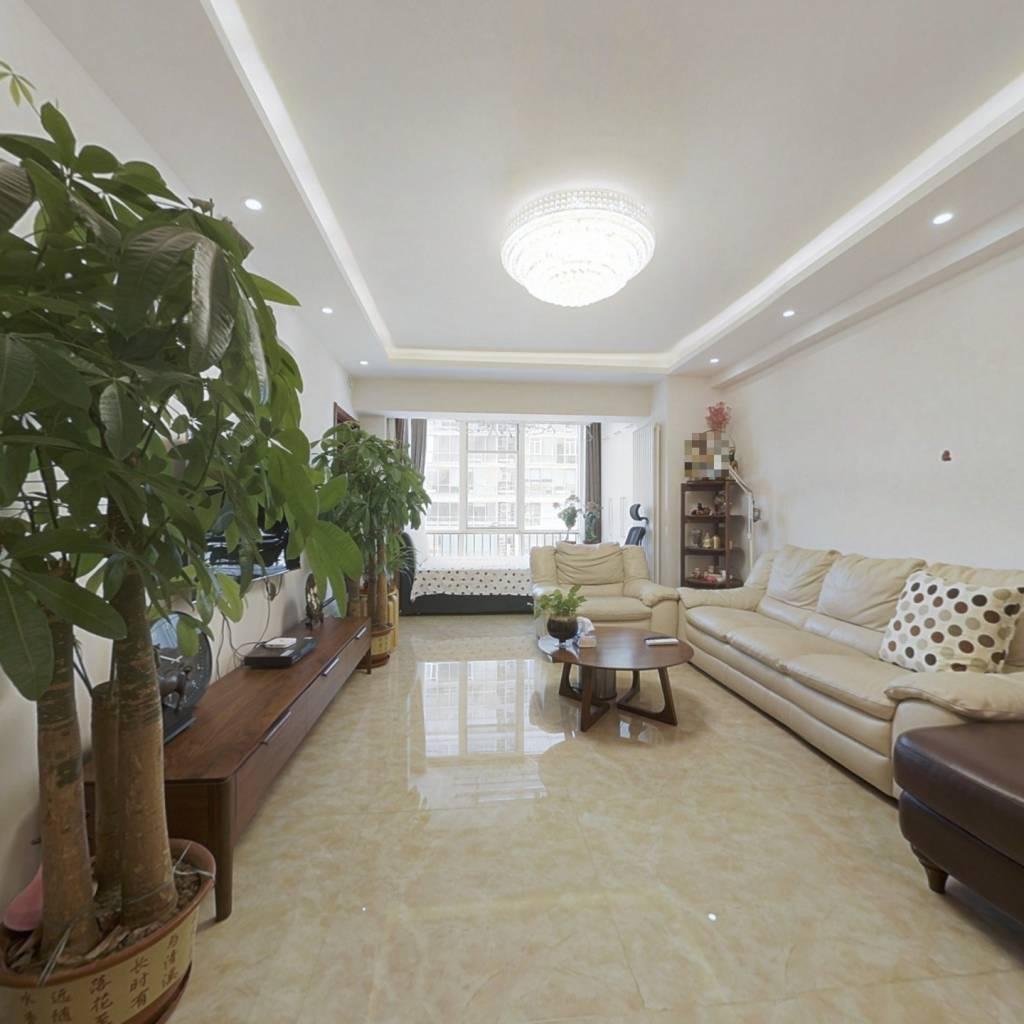 新起点家园 154.09平米 精装三居带书房