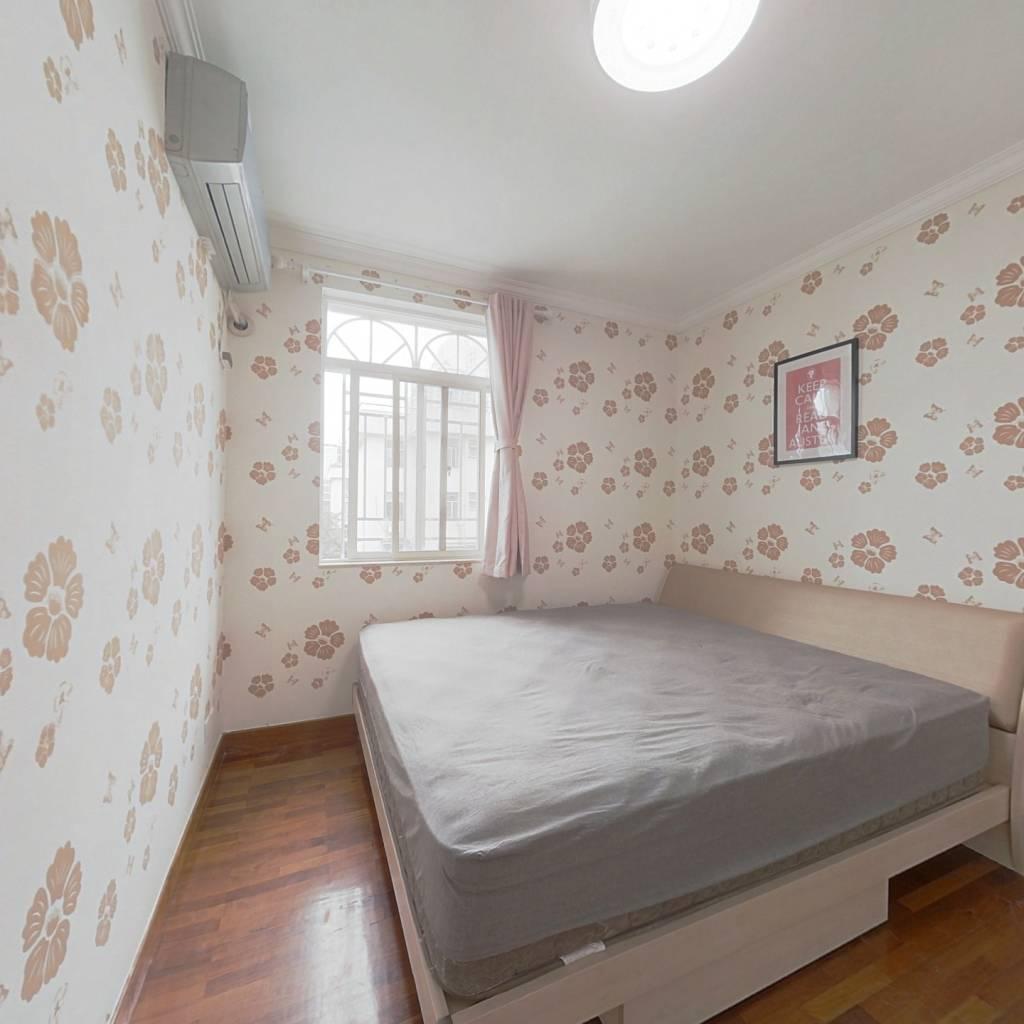 合租·福华新村 4室1厅 南卧室图