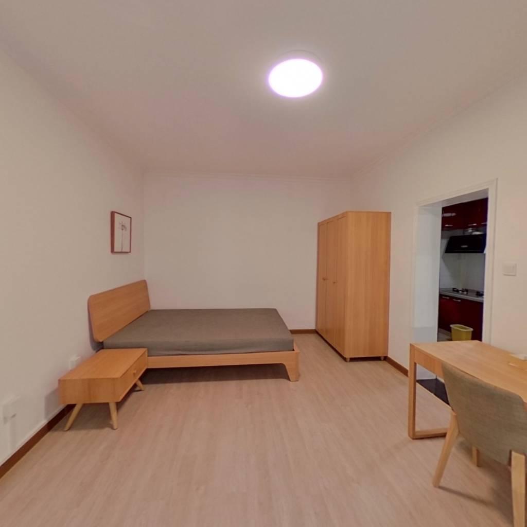 整租·广中二村 1室1厅 卧室图