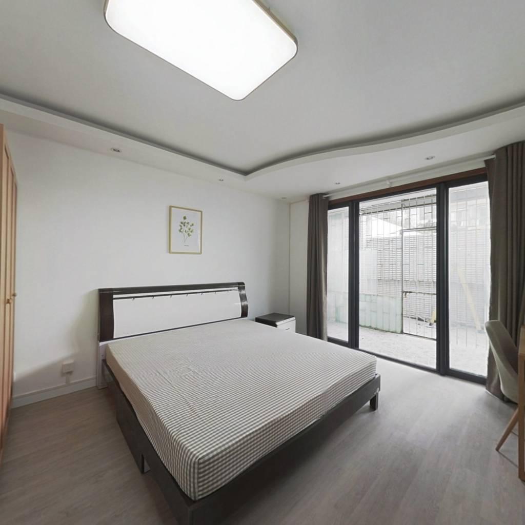 合租·阳光嘉园 4室1厅 南卧室图