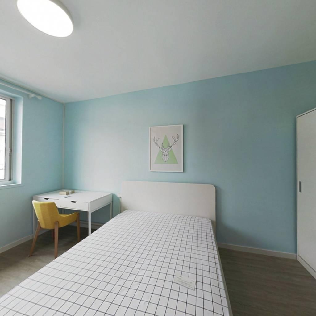 整租·田林花苑 2室1厅 卧室图