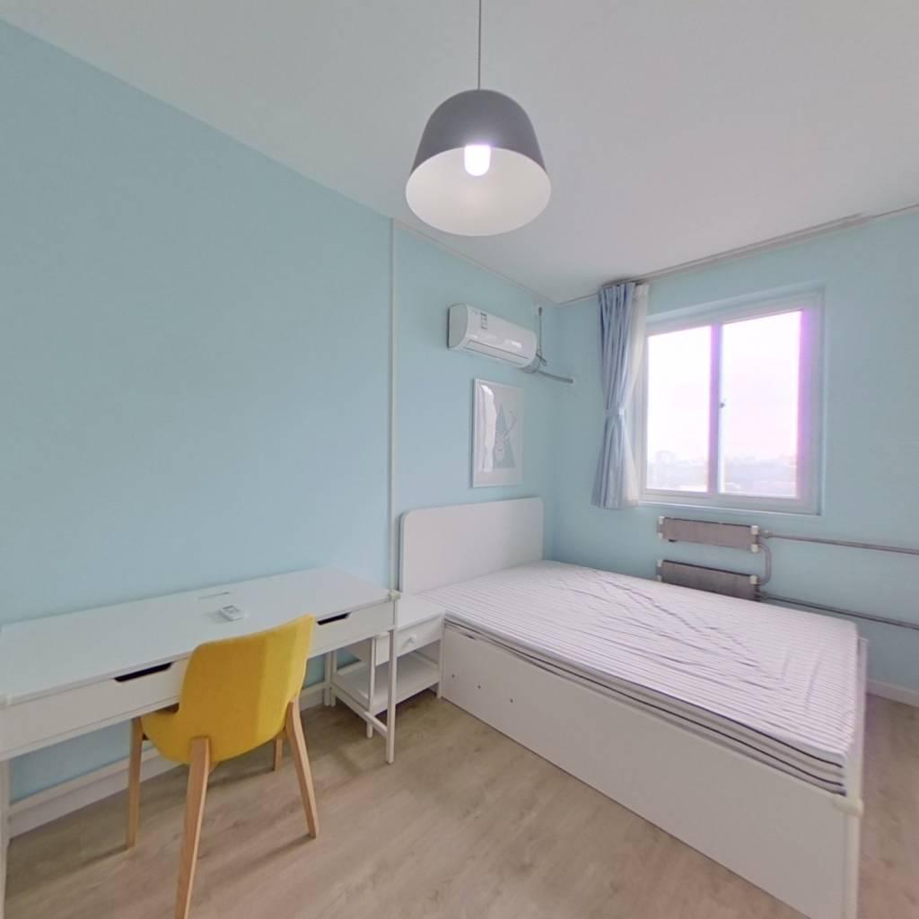 整租·新东路 2室1厅 东卧室图