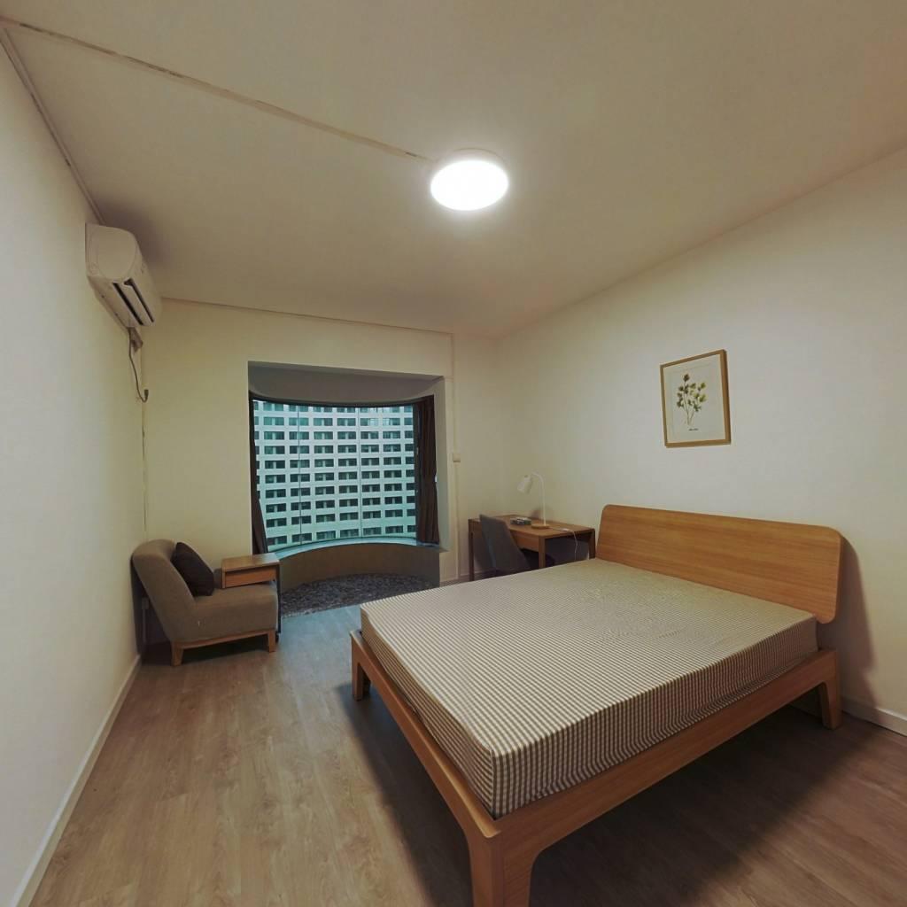 合租·华标广场 6室1厅 南卧室图