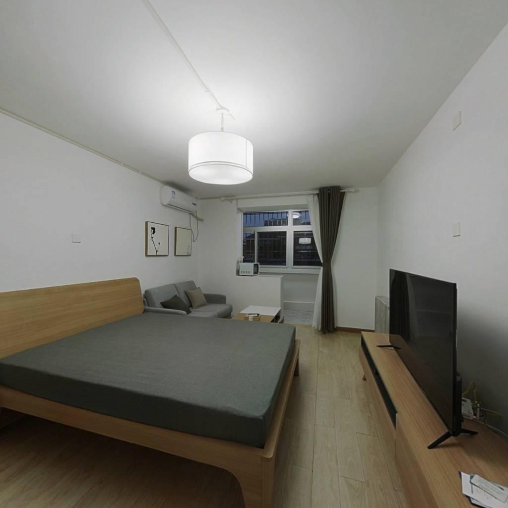 整租·唐口新村六段 1室1厅 南卧室图