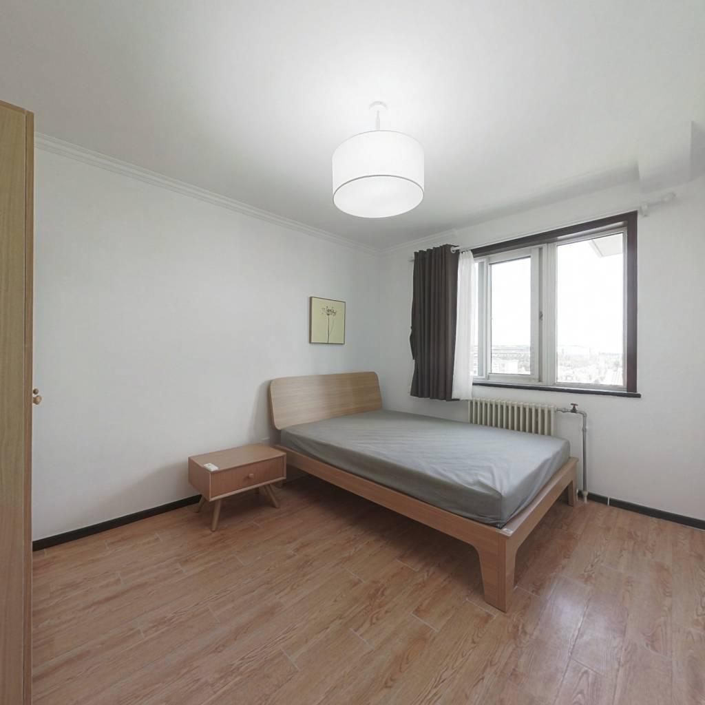 整租·春晖园 1室1厅 南卧室图