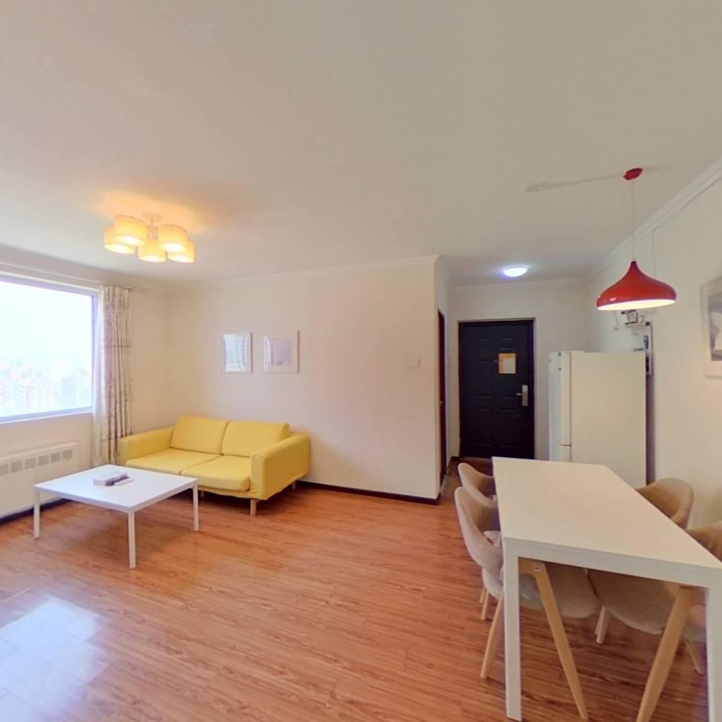 整租·新城嘉园 2室1厅 东卧室图