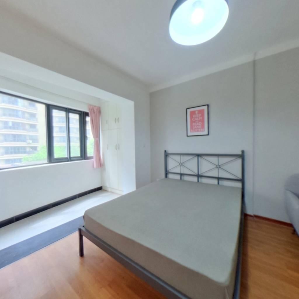合租·华立新华时代 3室1厅 南卧室图