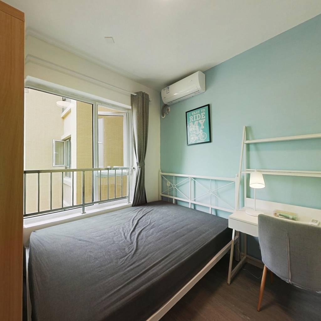 合租·理想城 5室1厅 东卧室图