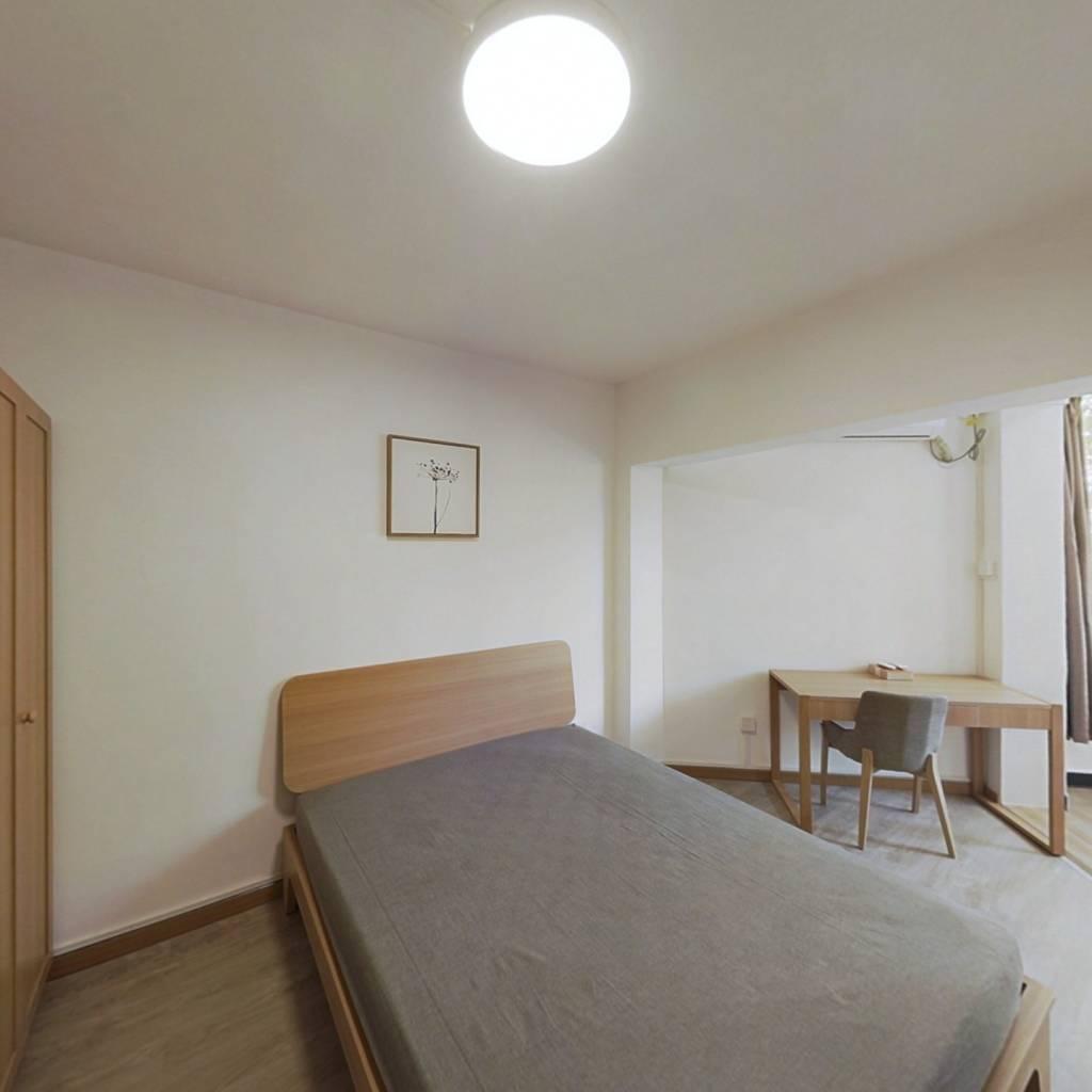 整租·番禺路222弄 1室1厅 东卧室图