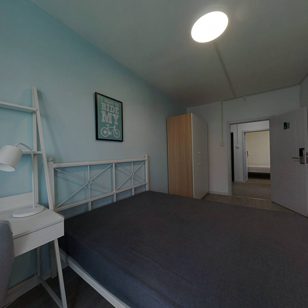 合租·知春里 3室1厅 南卧室图