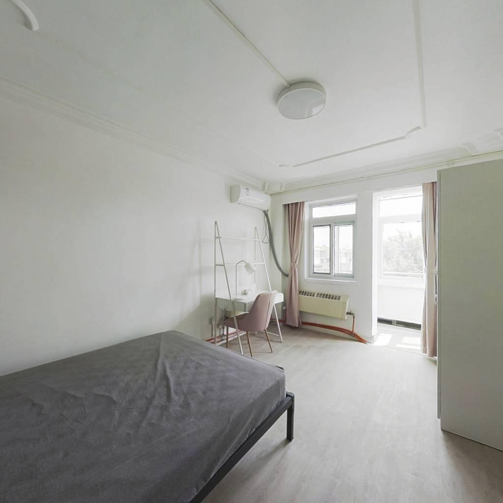 合租·林苑北里 2室1厅 东卧室图