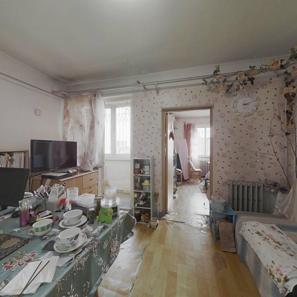 永泰东里明厅一居室 满五年成本价公房  户型好近地铁