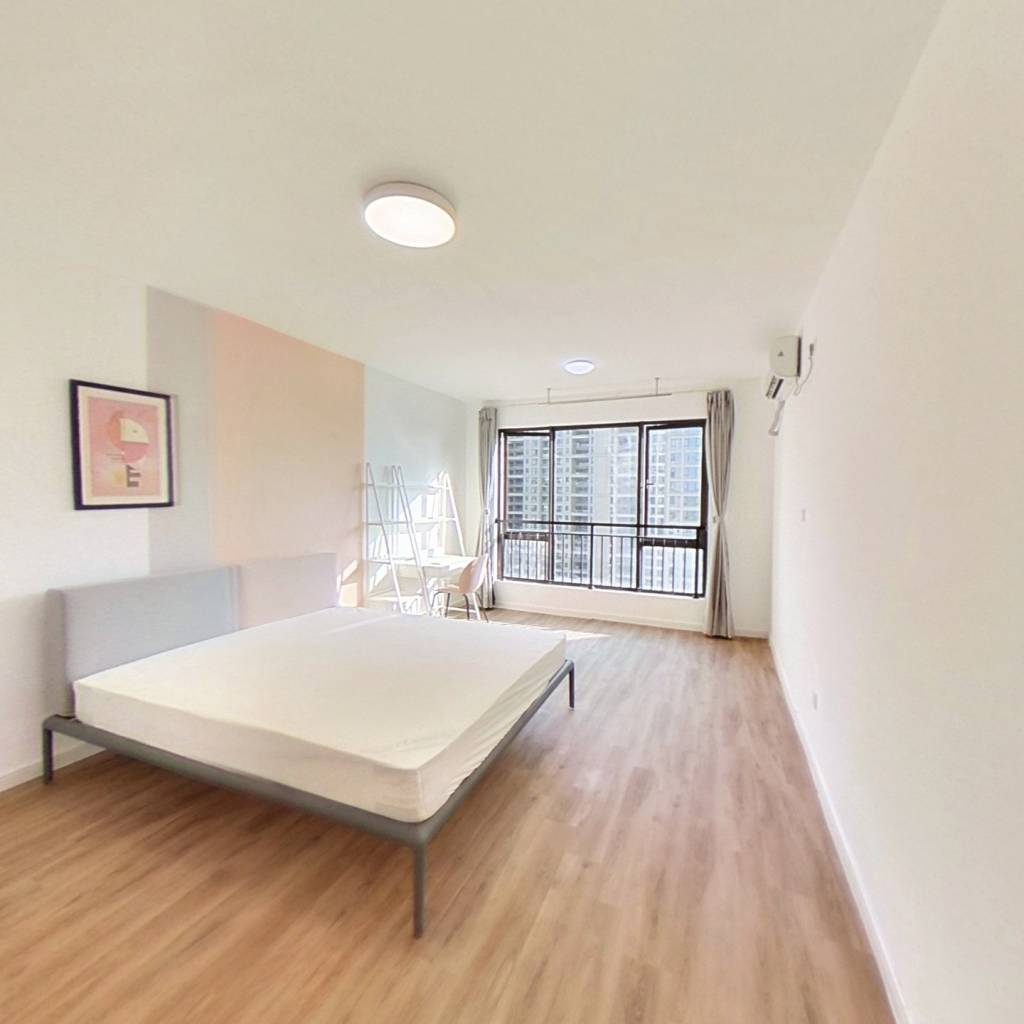 合租·中国铁建江南国际城 5室1厅 北卧室图