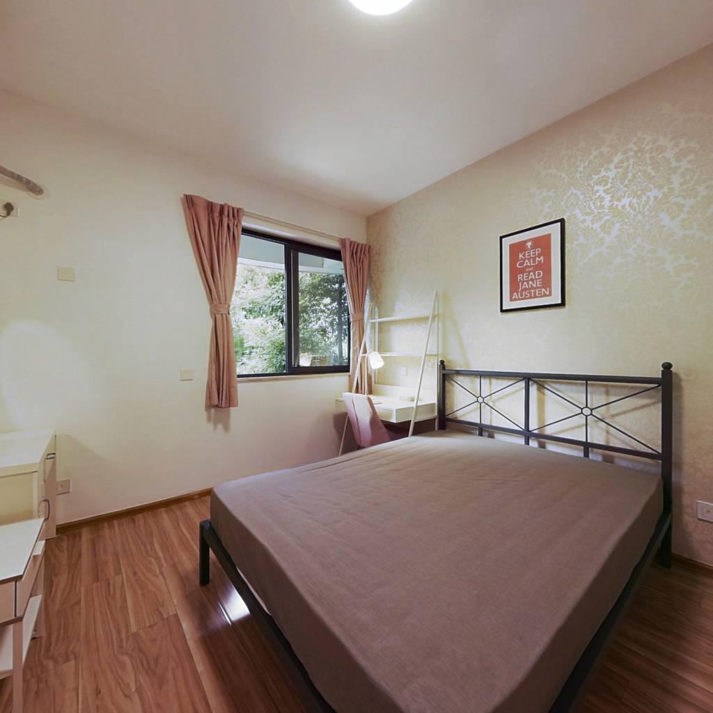 合租·浅水半岛三期 4室1厅 南卧室图