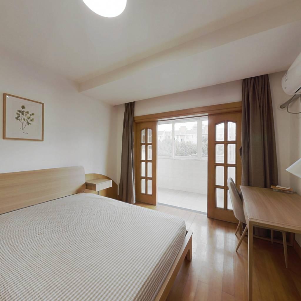 合租·花木苑 3室1厅 南卧室图