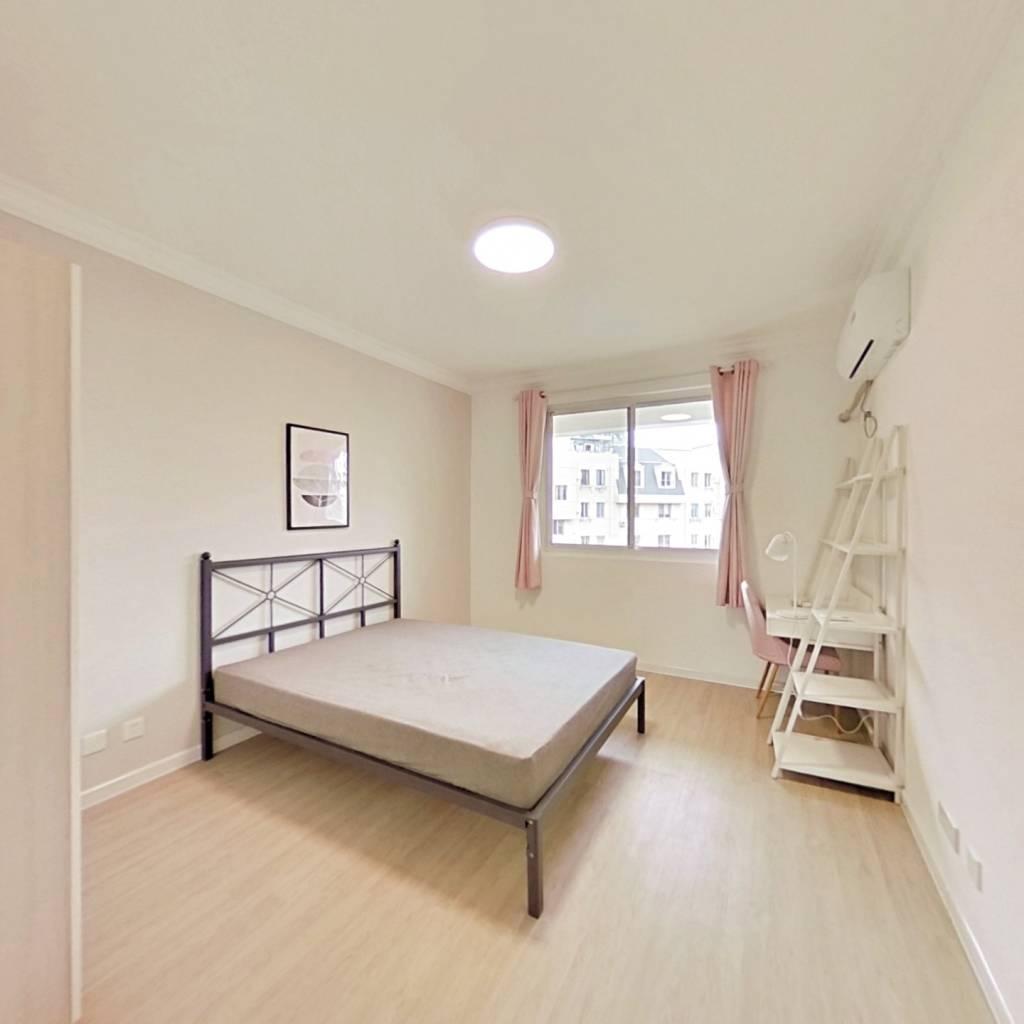 合租·广中苑 3室1厅 南卧室图