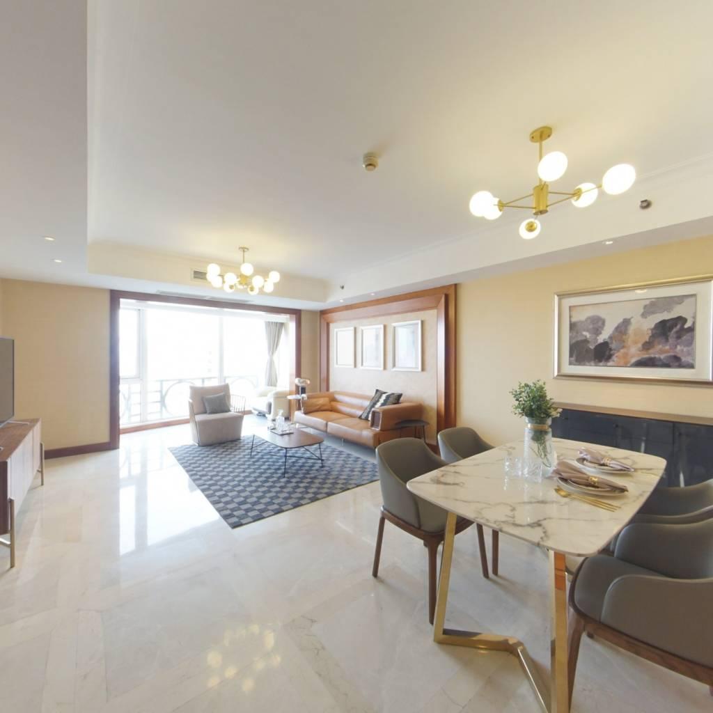 整租·棕榈泉国际公寓 1室2厅 南卧室图
