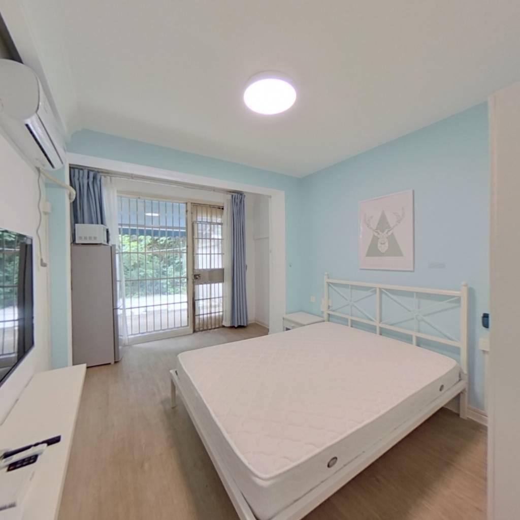 整租·下宁巷 1室1厅 南卧室图