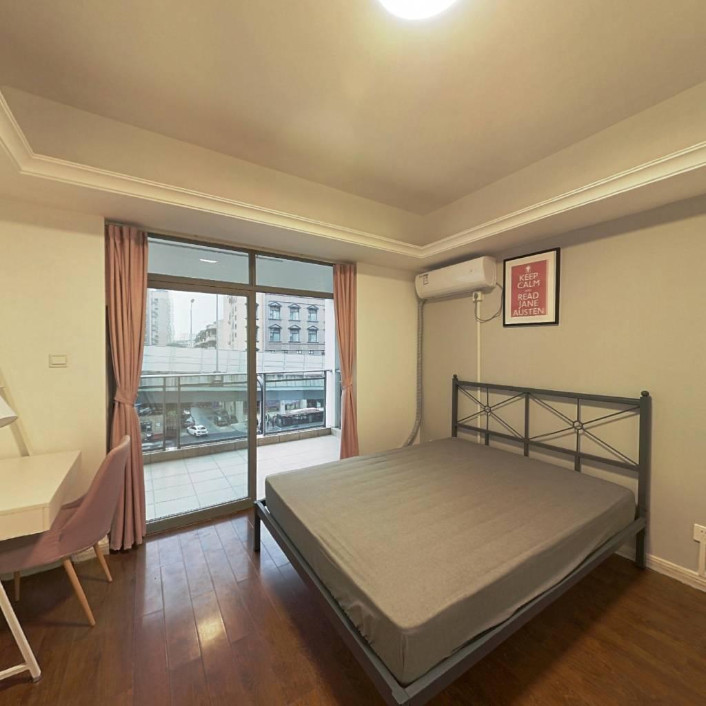 合租·金林俊景 4室1厅 东卧室图