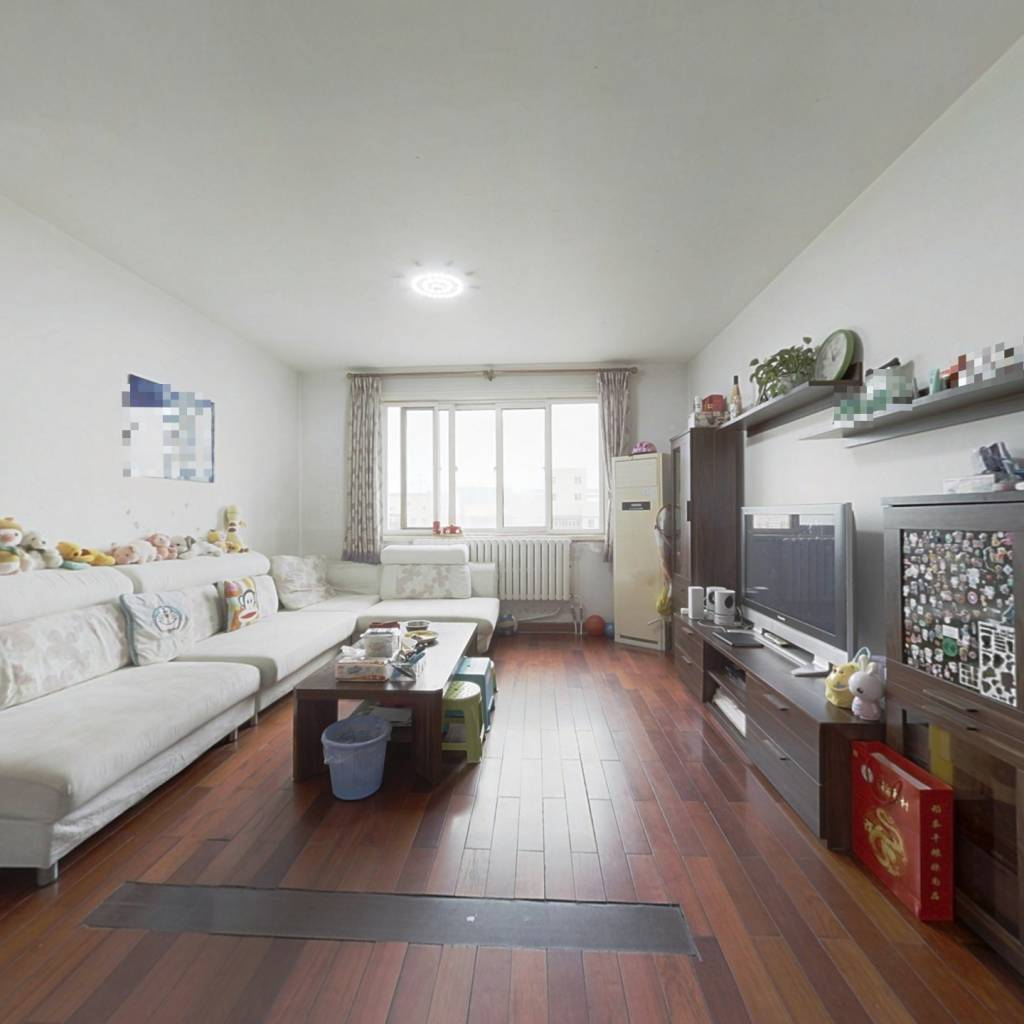 新起点嘉园单价低 正规2居室 次顶层 户型方正