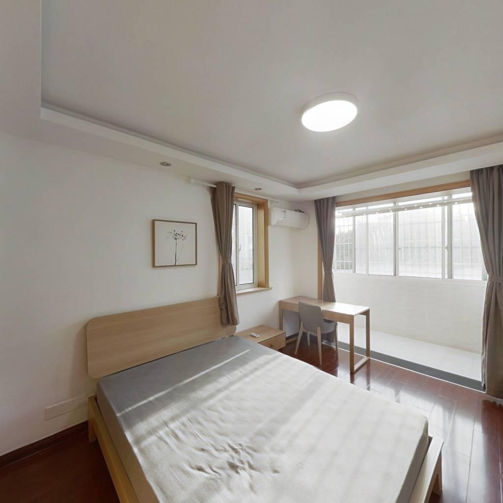 整租·香楠小区 2室1厅 西北卧室图