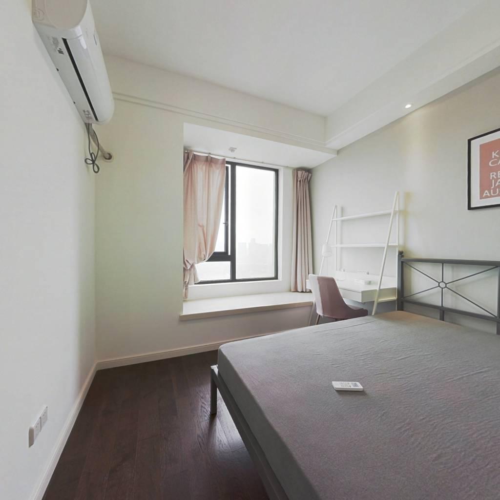合租·万科海上明月 4室1厅 南卧室图